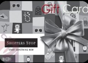 Buy shoppers stop gift cards | shoppers stop