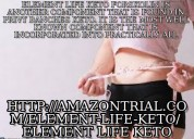 Element life keto