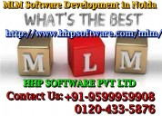 Call for best mlm software development in noida