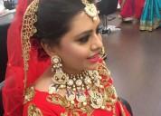 Professional bridal makeup artist udaipur