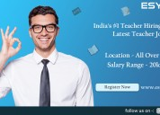 Vacancies for geography teacher jobs in patna