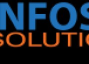 Contact infosky solution for low cost domain resel