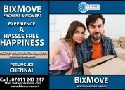 Packers and movers in perungudi