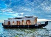 Houseboats in alleppey packages at low cost