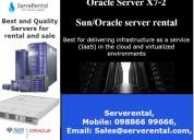 Oracle server x7-2 |sun/oracle server rental