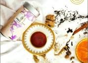 Curcumin tea for energy booster | daily boost tea