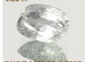 Buy white sapphire online