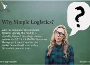 Sap s4 hana simple logistics  online training cour