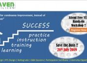 Free hands-on workshop on vlsi design on july 28th