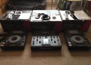 Brand new 2x pioneer cdj-2000nxs2 & djm-2