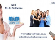 How can enhance your business using mlm software?
