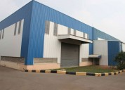 Industrial sheds suppliers in india