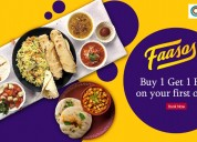 Faasos coupons, deals & offers: get 50% off your f