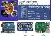 Certificate course in embedded system design