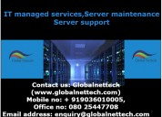 It managed services| server maintenance