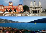 Gorakhpur to nanital tour package