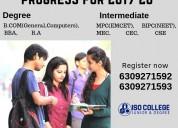 Best degree college in hyderabad | junior college