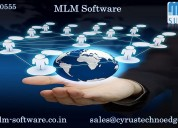 Complete mlm software solution by cyrus techno edg