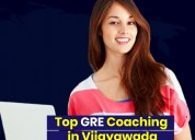 Best gre coaching in vijayawada - abroad test prep
