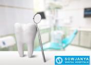 Best dental clinics in himayat nagar