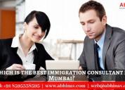 Best immigration consultant in mumbai