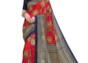 Buy contemporary sarees online for wedding