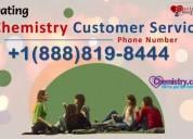 Chemistry.com customer service +1 888-819-8444 num