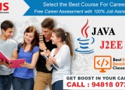 Best java / j2ee training with placement assistanc
