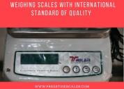Venkatachalam electronic weighing scales manufactu