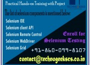Selenium training in pune