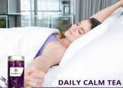 Ayurvedic tea for stress relief | daily calm tea