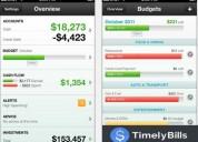 Budget management app | money manager app