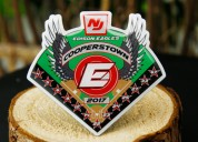 Edison eagles baseball trading pins
