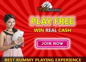 Play rummy online real money | win rs.1 lakh cash
