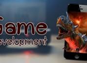 Get mobile game development services in delhi