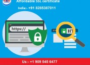 Affordable ssl certificate provider in delhi