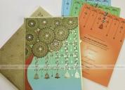 Gujarati wedding invitations