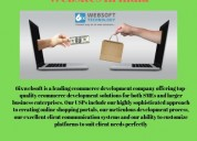 Create your e-commerce websites in india