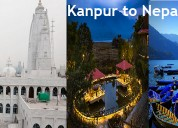 Kanpur to nepal taxi service , kanpur to nepal cab