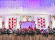 Wedding stage decorators in coimbatore - wedfish