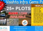 Visishta infra developers-hyderabad|open plots sal