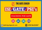 Clear Gate 2020 exam through our coaching for gate