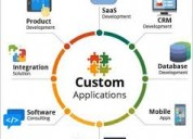 Custom software development company in noida