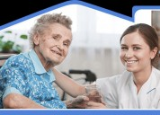 Live in patient and elderly care services