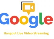 Google hangouts live streaming in india