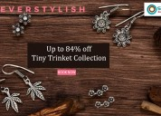 Up to 84% off tiny trinket collection
