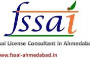 Fssai license in ahmedabad