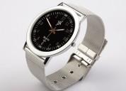 E157: anticlockwise unique wrist watch