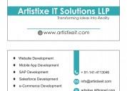 Effective web development company