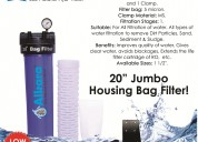 Jumbo bag filter suppliers in wholesale